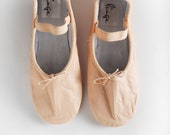 Nude Ballet Shoes