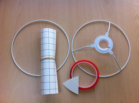 Items Similar To Drum Lampshade Making Kit 20 Cm On Etsy