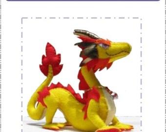 Xiang Dragon Pattern