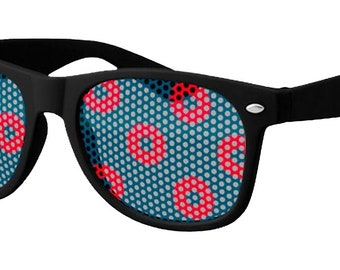Fishman Glasses (Wayfarer Style) - Phish
