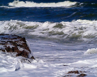 Waves With Rock