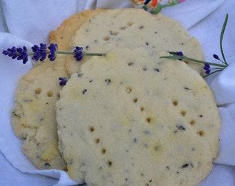 Lavender Cookies (1 dozen)