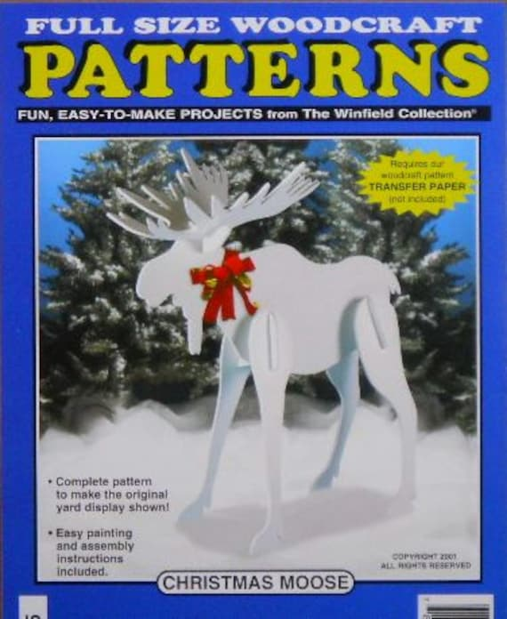Holiday Patterns For Wood Crafts