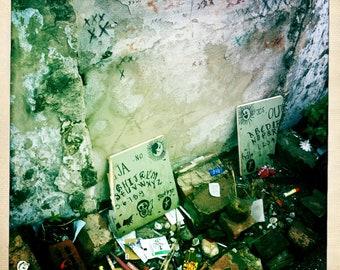 MARIE LAVEAU Cemetary 1 ritual voodoo hoodoo offerings