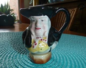 Miniature Jug - Old Man