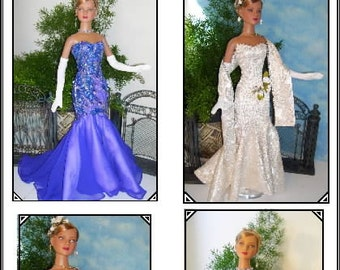 DIVA 22  PATTERN for American Models Tonner 22 inch Fashion Dolls
