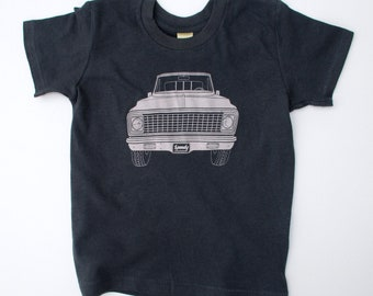 Speedy's Truck Kid's Vintage T Shirt, 3T, 4T - Organic
