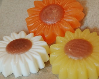 Fall Flowers Hand Soap