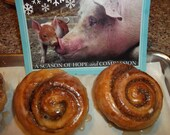 Croissant Cinnamon Rolls/ Morning Buns
