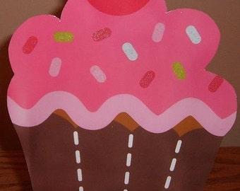 Adorable Cupcake  Night Light