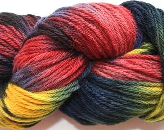 Hand Dyed 100% Merino Worsted Weight Yarn ...soft (73)
