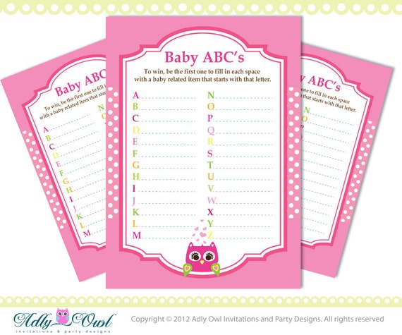 Diy Baby Shower Games For Baby Girl To Be,potty Training At 1 Year,potty  Training Problems Age 4,boys Potty Training Charts   New On 2016
