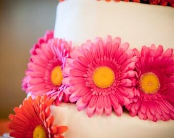 Daisy Daisy Wedding Cake
