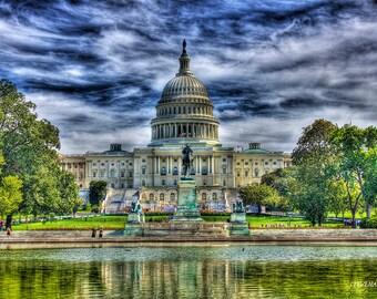 The U.S. Capitol - Washington, D.C.