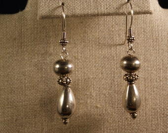 Elegant Bali Silver earrings