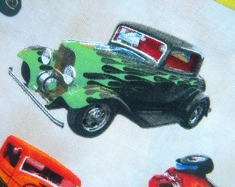 In Motion--hot rod cars--by the yard--Elizabeth's Studio, drag racing