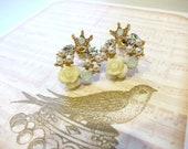 SALE: Crowned Glory Earrings