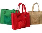 Eco Friendly Laptop Jute Bag