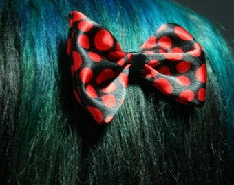 Red Lady Bow