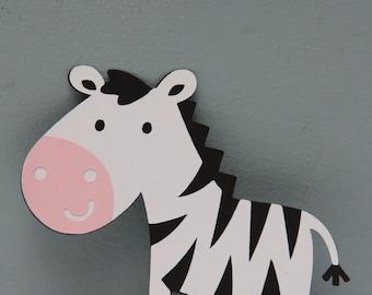 Zebra-Set of 8