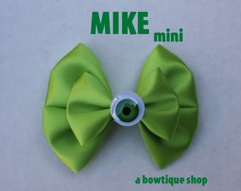 mike mini hair bow