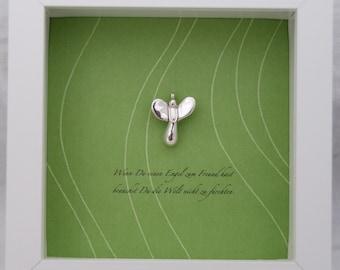 Guardian Angel (pendants) in the frame