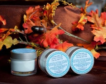 Chamomile & Honey Enzyme Facial Butter