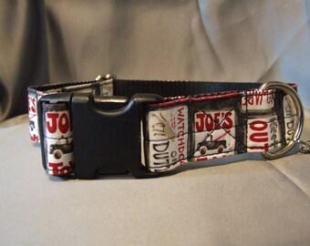 Watch Dog Dog Collar