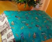 Handmade Hang Ten Pillowcase