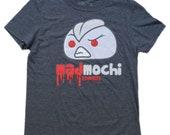 Zombie Tee Unisex (Dark Heather Grey) T Shirt  M L XL XXL