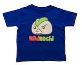 Mad Mochi Logo Tee Toddler (Royal Blue) Kids T Shirt  2T 3T 4T 5 6