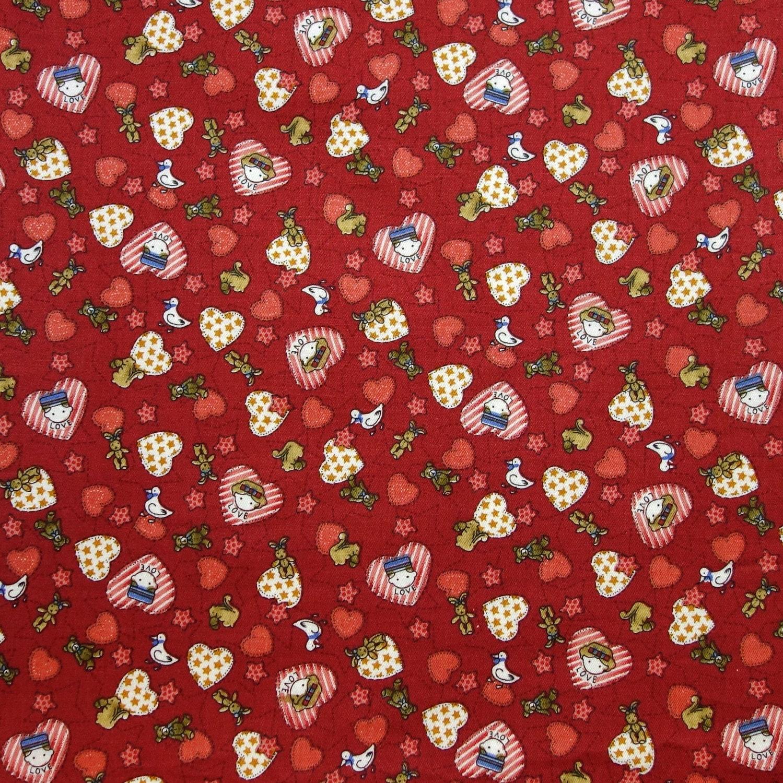 Sale children cotton fabric teddy bears cotton fabric for Kids cotton fabric
