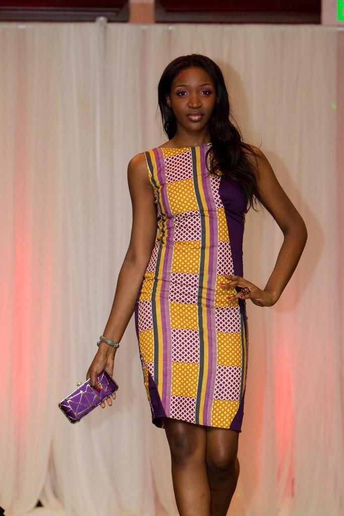 Ankarakente Styles Dresses Toronto | ankara kente jumpsuit