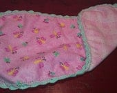 Baby Burp Cloth / Muslin