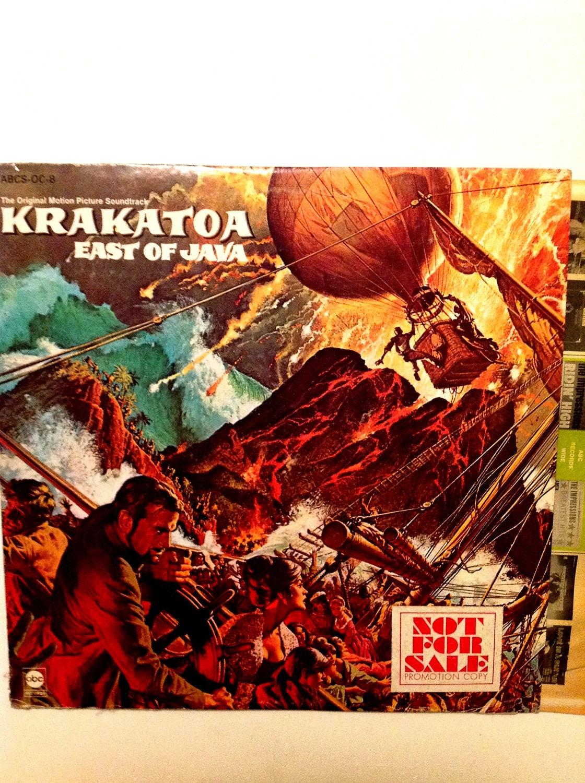 Sale Krakatoa East Of Java Motion Picture Soundtrack