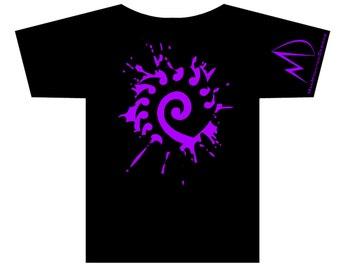 Starcraft Zerg Splat T-shirt