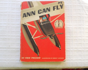 Ann Can Fly by Fred Phleger 1959