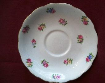 """Beautiful """"Colclough China""""  saucer"""