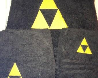 Zelda Towels