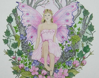 Mairgrit, the Crabapple Fairy