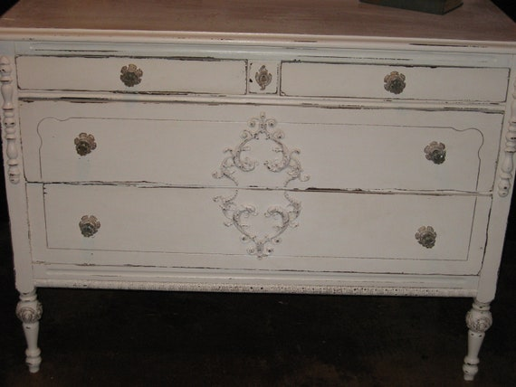 DIY Furniture Applique shabby chic appliques onlays furniture