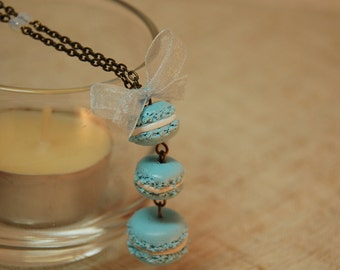 Necklace necklace Collection macaroons