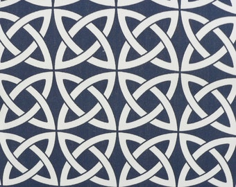 Drapery Fabric, Upholstery Fabric, Navy Blue Outdoor/Indoor Fabric, Umbrella Fabric, Shower Curtain Fabric, Deck/Patio, Home Decor Fabric