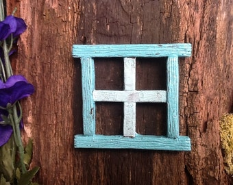 "3"" Fairy Window ""square-style"""