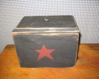 Recipe Box-Free Shipping