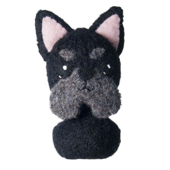 In the Doghouse 1 Felted Knitting Pattern - Amigurumi Dog ...