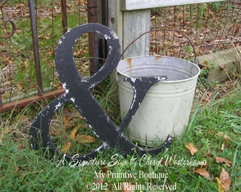 WOODEN LETTERS and SYMBOLS | Wooden Ampersand | The And Sign | Photo Booth Props | Wedding Letters | Wooden Symbols | Rustic Letters |& Sign