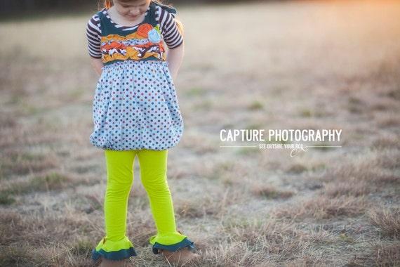 PDF Sewing Pattern the POPPY BUBBLE Tank Tunic & Dress Sizes 6 months-12 years