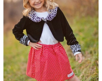 toddler girls  tweens  skirts Boutique Rosie Dots  2 Toddler - 12 Youth By K Bella Bambino