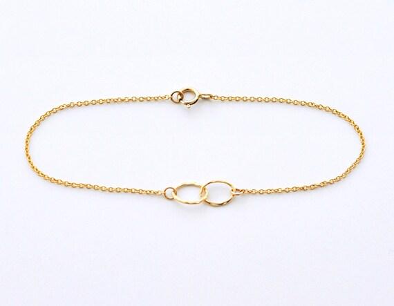 Infinity Bracelet Gold